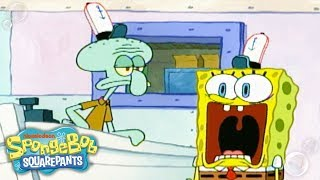 SpongeBob SquarePants Theme Song: April Fools Edition | Nick