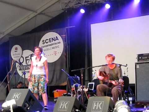 DVA - Tatanc - live, OFF festival 2011