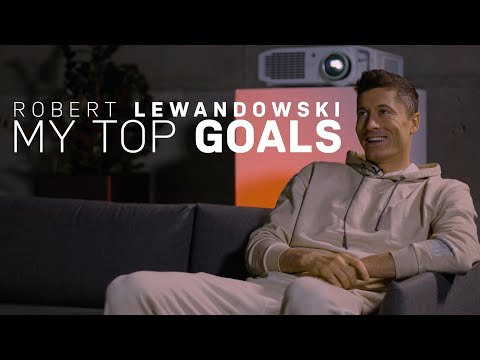 Robert Lewandowski – My top goals