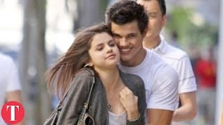 Gambar cover 10 Guys Selena Gomez Has DATED