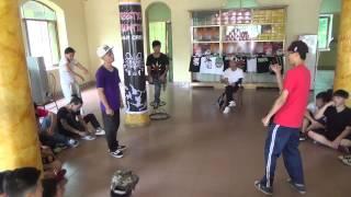 Freestyle Jam 2014 - Đức Anh Popp vs Popper NK ( Preliminary )