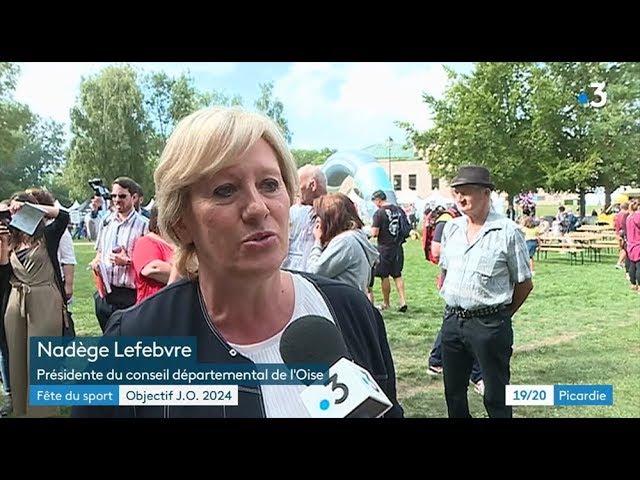 Retour en images sur la 1ère Fête du sport dans l'Oise