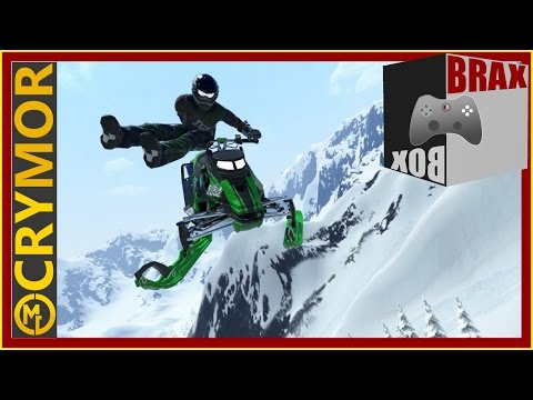 Should You Pick Up Snow Moto Racing Freedom? | BRAXBOX REVIEWS video thumbnail