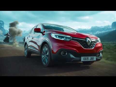 Renault  Kadjar Кроссовер класса J - рекламное видео 1