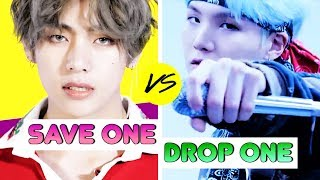 KPOP: SAVE ONE DROP ONE (BOYGROUP EDITION 2)