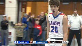 Highlights: Waterford 91, Old Lyme 85 (2OT)
