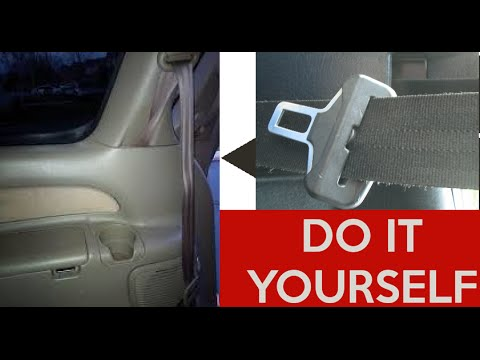 img_feature_seat01 How To Fix Repair A Stuck Seatbelt Retract Seat Belt