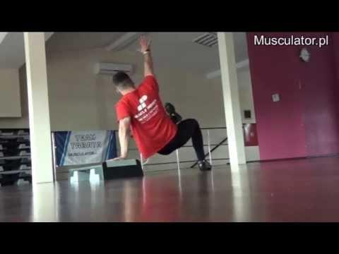 Jak wybierać mięśnie nóg