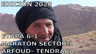 STAGE 6 S1: ARFOUD > TENDRARA > NADOR