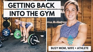 Getting Back Into The Gym After Injury | How To start Exercising Again