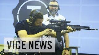 Testing Kalashnikov's Newest Assault Rifles Excerpt From Rebranding The AK47'