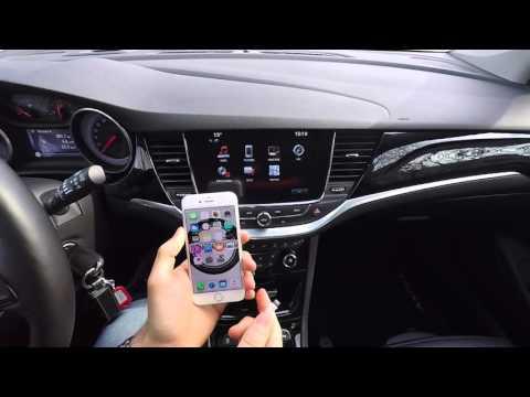 Nuova Opel Astra 2016 – Focus Infotainment