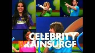 Виктория Джастис, (HQ) *NEW* Celebrity Brainsurge during Webbiest Week - BTR, Victorious, and iCarly!