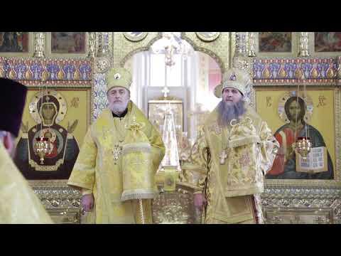 Александро - Невский кафедральный собор. Проповедь