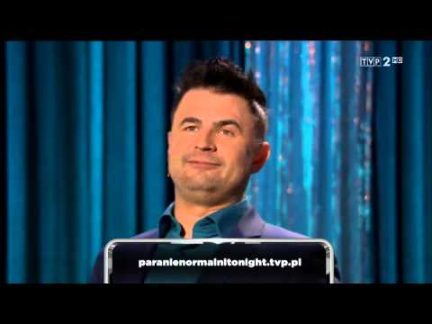 Paranienormalni Tonight - Chód i inne sporty
