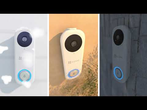 EZVIZ DB1C Smart Video Hikvision Doorbell