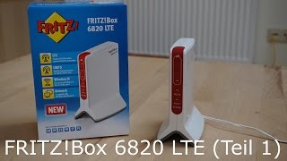 AVM FRITZ!Box 6820 LTE (Teil 1)
