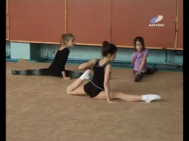 Юная гимнастка выполнила взрослый спортивный разряд