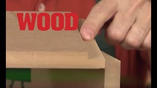 How To Make A Rabbet Joint - WOOD magazine
