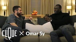 Clique X Omar Sy