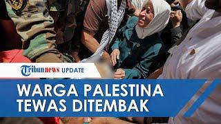 3 Orang Palestina Tewas dalam Bentrok, Diduga Berawal 1 Korban Lepaskan Tembakan ke Tentara Israel