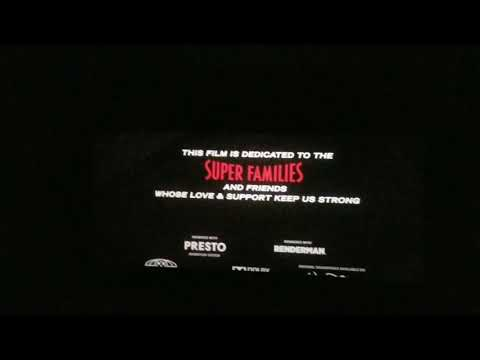 Incredibles 2 End Credits Part 2