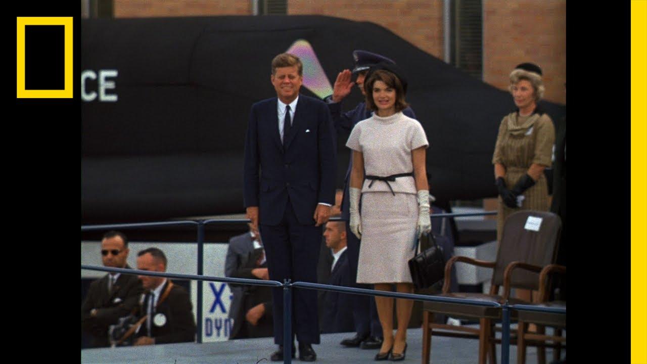 The San Antonio Speech | JFK: The Final Hours thumbnail