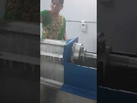 100 Kg/Hr Coconut Milk Extractor