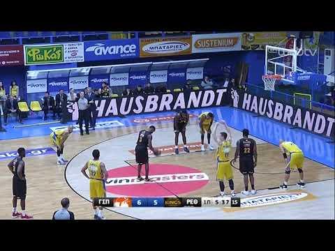 Basket League 2019-2020: ΠΕΡΙΣΤΕΡΙ – ΡΕΘΥΜΝΟ | 11/01/2020 | ΕΡΤ