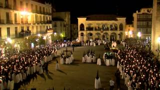 preview picture of video 'Hermandad de Jesús en su Tercera Caída - Semana Santa Zamora 2015'