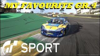 GT Sport My Favourite GR.4 - Daily Race B