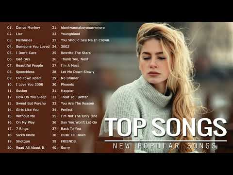 Top 40 Popular Songs 2020 - Top Song This Week ( Hot 100 Chart )