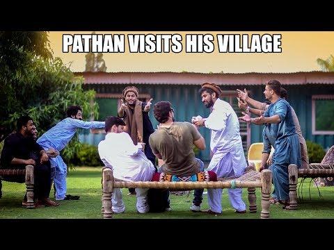 A Pathan Visits His