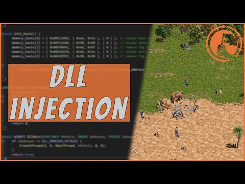 Hacking a game with DLL injection [Game Hacking 101]