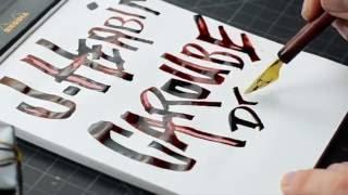 J. Herbin Caroube De Chypre Review By Ed Jelley