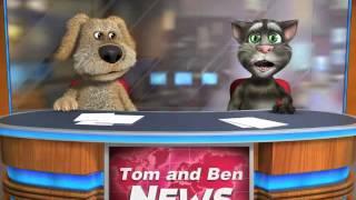 Talking Tom & Ben News Arema Singo Edan