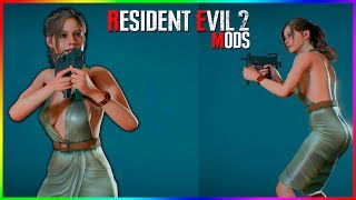 Resident Evil 2 Excella Gionne Mod from Resident Evil 5