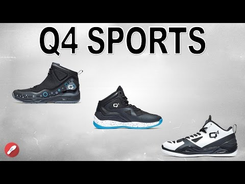 Q4 Basketball Shoes First Impressions!