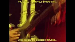 Abingdon Boys School - Nervous Breakdown - Legendado with Lyrics