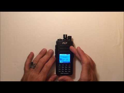 TYT DMR MD-390 GPS review and water test