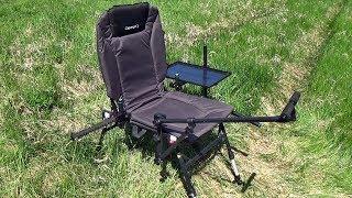 Рыболовное кресло fpt chair comfort plus