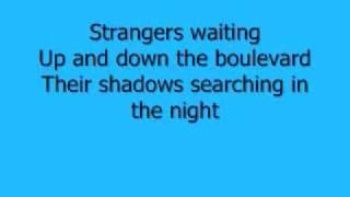 Journey - Don't Stop Believing Lyrics