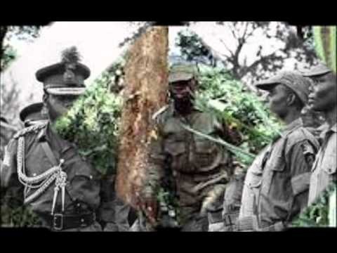Nigerian Biafra War video