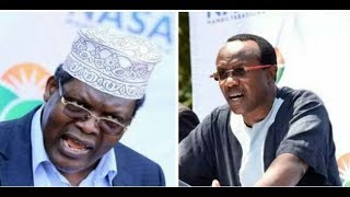 What Miguna Miguna really meant when he allegedly attacked David Ndii and Norman Magaya