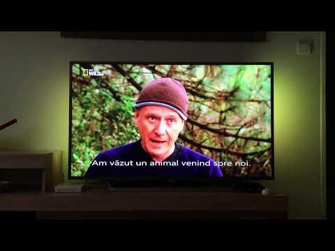 Philips 55PUS6262/12 Ambilight Smart Ultra HD TV - Prezentare generala si Prime Impresii