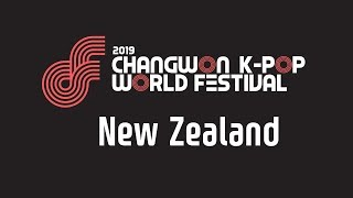 2019 K-POP World Festival New Zealand