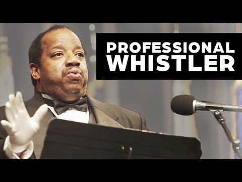 The fascinating world of competitive whistling