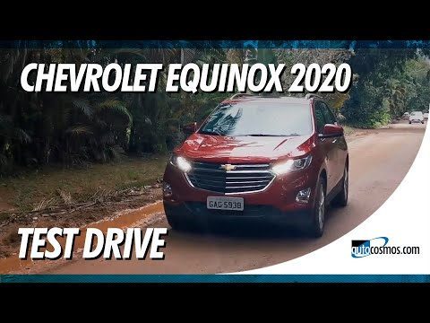 Test drive Chevrolet Equinox