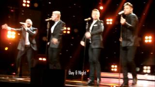 150521 Boyzone - RCTI - Reach Out (I'll Be There)