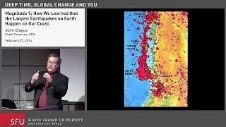 Magnitude 9: The Largest Earthquakes on Earth Happen in BC